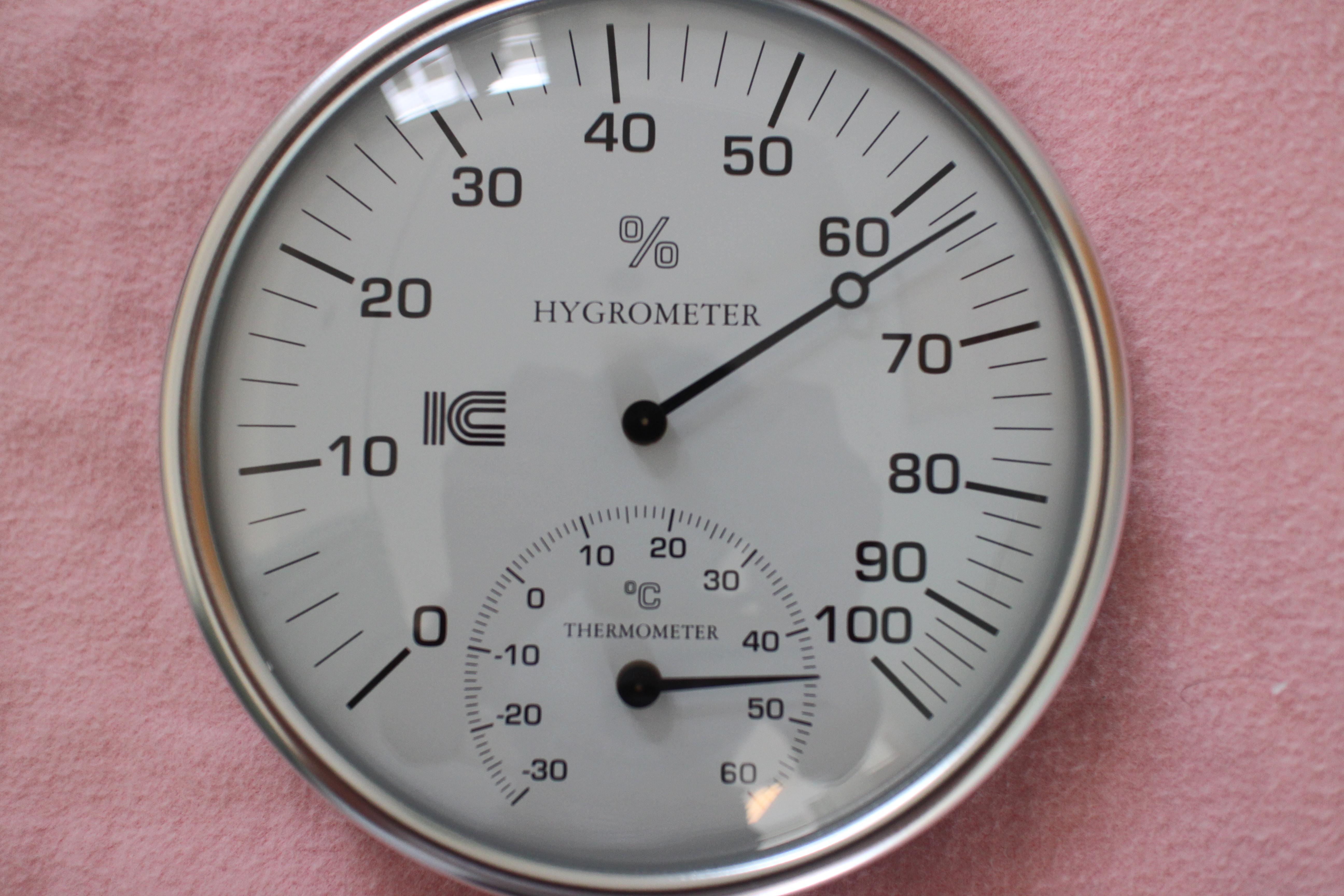ホッとぽっかの温度湿度